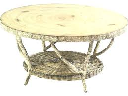 small round outdoor side table rattan outdoor side table wicker tables small medium size of coffee