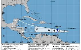 ninth tropical depression forms in the atlantic miami herald