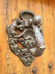 the fancy doors of the costa brava
