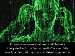 notes on future sensory entertainment animation world network