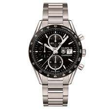 tag heuer carrera tag heuer carrera 41mm men u0027s watch cv201aj ba0727 interwatches com