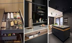 modern kitchens 2018 the best trends of design and decoration