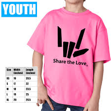 pink clothing youth signature the pink stephensharer