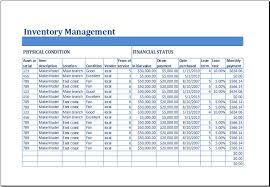 customizable business inventory list template samples vlashed