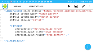 aide apk how to start building android apps on your android phone using