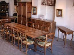 French Dining Room Small Rush Country French Dining Chairs