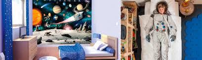 chambre enfant espace chambre spaciale deco chambre astronaute sur bébégavroche