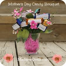 How To Make A Candy Bouquet Mother U0027s Day Candy Bouquets Real Advice Gal