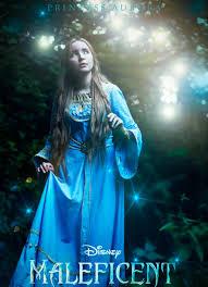 maleficent poster princess aurora cosplay by valeravalerevna on