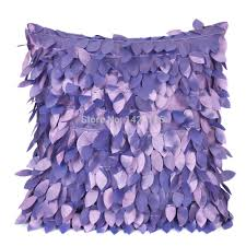 24x24 Decorative Pillows Decor Luxury Purple Throw Pillows For Smooth Your Bedroom Decor