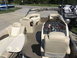 Aqua Patio Pontoon by 2012 Aqua Patio 240 Power Boats Inboard Willis Texas Gdy112