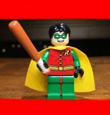 batman robin lego minifigures ebay