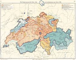 Uri Map Whkmla Historical Atlas Switzerland