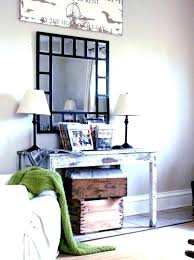 console table decor ideas console table ideas outstanding console table in dining room on