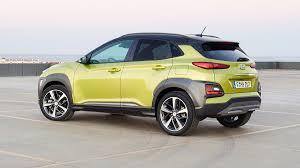 hyundai reveals new kona suv auto trader uk
