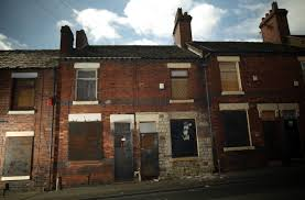 1 Homes by Gallery Derelict Houses In Stoke On Trent Up For Sale For 1