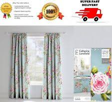 retro curtains ebay