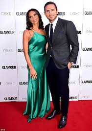 christine bleakley attends the glamour women awards daily mail
