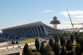 Iad Airport Map Washington Dulles International Airport U2013 Wikipedia