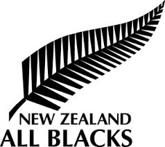 all black logo