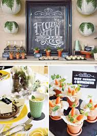 kitchen bridal shower ideas bridal shower inspiration from hostess with the mostess
