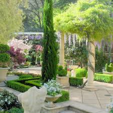 Best Italian Backyards Images On Pinterest Gardens - Italian backyard design