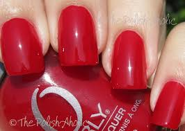 the polishaholic orly holiday 2011 holiday soireé collection