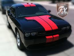 Dodge Challenger 2009 - dodge challenger stripes racing stripes r t graphics u2013 streetgrafx