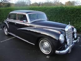 mercedes adenauer 1954 mercedes 300 w186 adenauer for sale