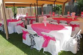 zebra baby shower hot pink and zebra baby shower decorations home party theme ideas