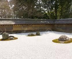 rock garden temple kyoto japan sd stock video 218 725 123