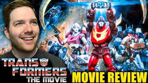 the transformers the transformers the movie movie review youtube