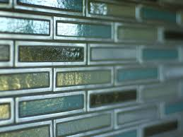 Best Wow Factor Kitchen Backsplash Images On Pinterest - Teal glass tile backsplash