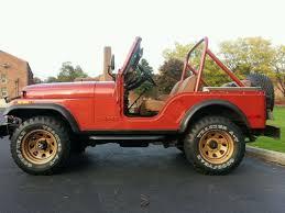 79 jeep for sale 79 jeep cj5 golden eagle 2nd owner v8 20k original 304 v8 3