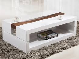 Modern Coffee Table by Phi Modern Round Coffee Table High Gloss Tables Unusual White Ikea