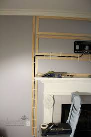 How To Hang Shelves by Best 25 Hide Tv Cords Ideas On Pinterest Hiding Tv Cords
