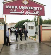 ishik university hosted the 4th ishik test competition