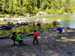 E C Hughes Park West Seattle Parks by Tnt Summer Camp Week 7 Monday August 28th Friday September