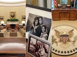 bureau president americain nouveau bureau ovale obama trop conformiste obamazoom