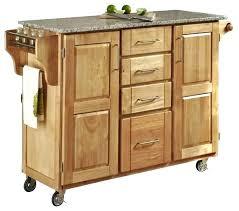 wood island kitchen granite top kitchen island cart rolling kitchen island cart or