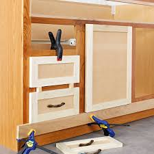 how to replace cabinet doors and drawer fronts make replacement cabinet doors