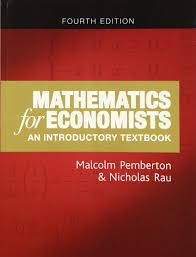 mathematics for economists an introductory textbook amazon co uk