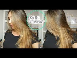 hairstyles for long hair at home videos youtube great video how to diy lighten balayage your hair at home