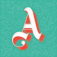 on the creative market blog abc design project creative letters