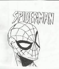 spiderman drawing supperherowannabe deviantart