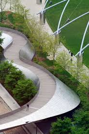 286 best landscape architecture images on pinterest landscaping bp pedestrian bridge chicago frank gehry som landscape designlandscape architecturearchitecture designgarden