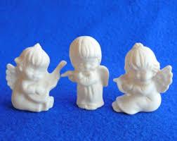porcelain unpainted ornaments etsy