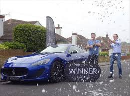 maserati philippines tesco worker u0027s car gets towed and later wins maserati in spot the