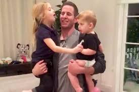 Tarek El Moussa by Flip Or Flop U0027s U0027 Tarek El Moussa Dances With His Children In Home Video