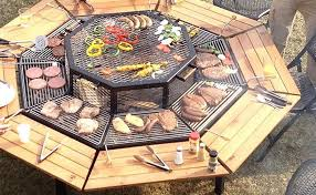 Backyard Campfire The Ultimate Backyard Fire Pit U0026 Grill Combo Fire Pit Ideas